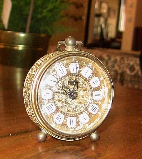 20C German Travel Clock (3)
