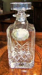 Galway Crystal Decanter for Decanter Box