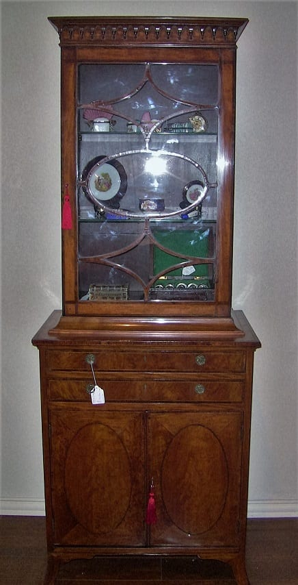 Sheraton Display Cabinet