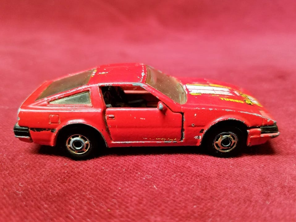 Vintage 1984 Hot Wheels Nissan 300zx Rockwell Antiques